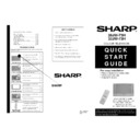 Sharp 28JW-73H (serv.man22) User Guide / Operation Manual