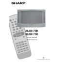 Sharp 28JW-73H (serv.man23) User Guide / Operation Manual