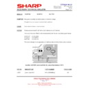Sharp 28JW-73H (serv.man29) Technical Bulletin