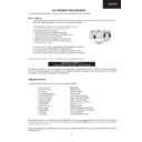 Sharp 28JW-73H (serv.man6) Service Manual