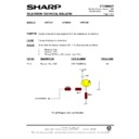 Sharp 37DM-23H (serv.man17) Technical Bulletin