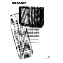 Sharp 51DS-05H (serv.man11) User Guide / Operation Manual