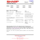 Sharp 51DS-05H (serv.man13) Technical Bulletin