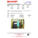Sharp 51DS-05H (serv.man21) Technical Bulletin