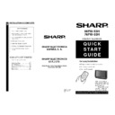 Sharp 76FW-53H (serv.man22) User Guide / Operation Manual