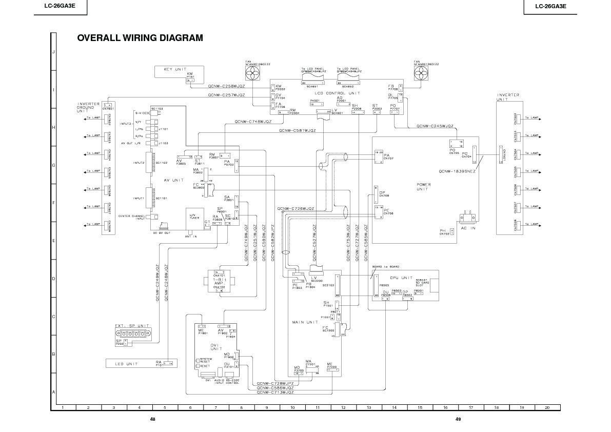 Sharp LC26GA3 SERVMAN24 Service Manual View online or Download