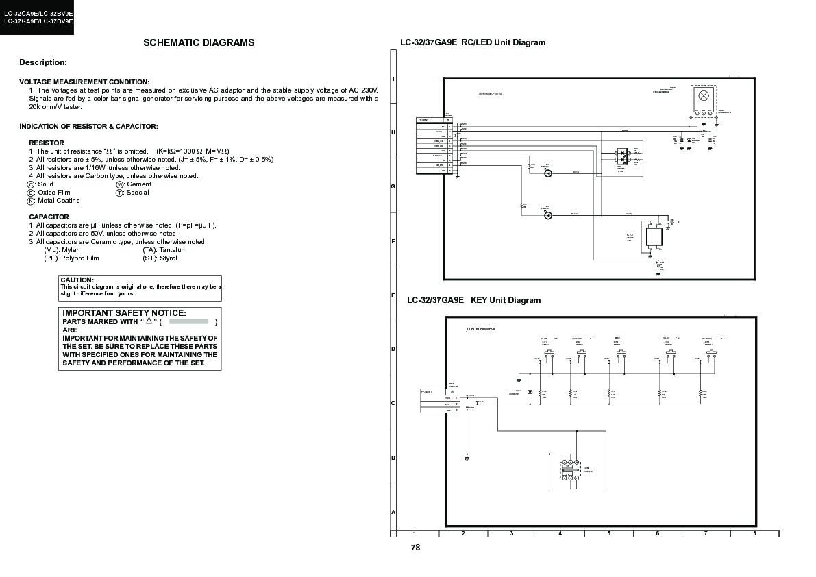 sharp lc 32ga9ek serv man19 service manual view online or rh servlib com External TV Tuner for Projector TigerDirect USB External TV Tuner for TV