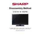 Sharp LC-32LE700E (serv.man2) Handy Guide