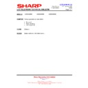 Sharp LC-37GA5E (serv.man31) Technical Bulletin