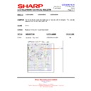 Sharp LC-37GA5E (serv.man34) Technical Bulletin