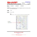 Sharp LC-37GA5E (serv.man35) Technical Bulletin