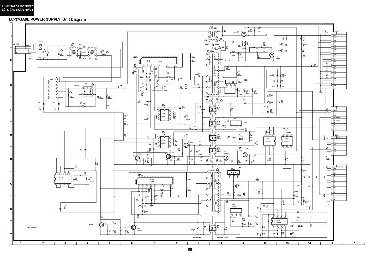 Lc32ga9e Service manual