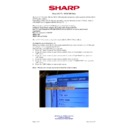 Sharp LC-37GD9EK (serv.man37) User Guide / Operation Manual
