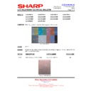 Sharp LC-37GD9EK (serv.man51) Technical Bulletin