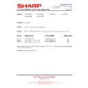 Sharp LC-37P55E (serv.man51) Technical Bulletin