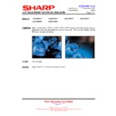 Sharp LC-37P55E (serv.man58) Technical Bulletin