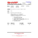 Sharp LC-37P55E (serv.man59) Technical Bulletin