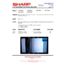 Sharp LC-37P55E (serv.man62) Technical Bulletin