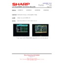 Sharp LC-42SD1E (serv.man19) Technical Bulletin