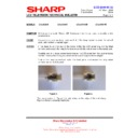 Sharp LC-46DH66 (serv.man17) Technical Bulletin