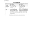 Sharp PZ-50HV2E (serv.man3) Service Manual