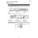 TU-X1E (serv.man12) User Guide / Operation Manual