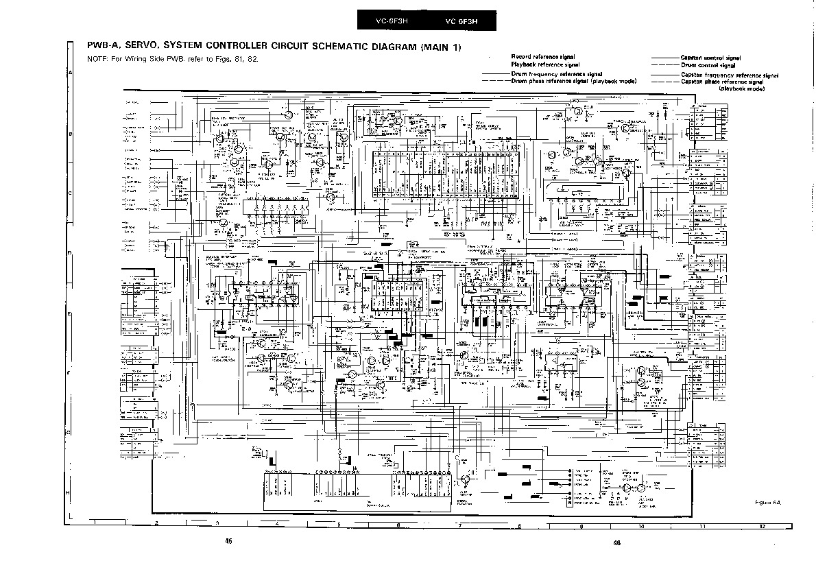 Sharp vc 6f3 servn2 service manual view online or download diagrams 1 sharp vcr service manual repair manual pooptronica Gallery