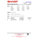 Sharp VC-A140HM (serv.man13) Technical Bulletin