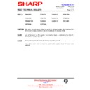 Sharp VC-A140HM (serv.man14) Technical Bulletin