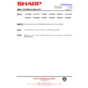 Sharp VC-A215HM (serv.man16) Technical Bulletin