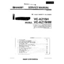 vc-a215hm (serv.man2) service manual