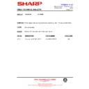 Sharp VC-H86HM (serv.man25) Technical Bulletin