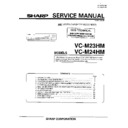 VC-M24HM (serv.man6) Service Manual
