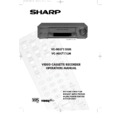 Sharp VC-M311HM (serv.man4) User Guide / Operation Manual