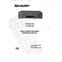 Sharp VC-M311HM (serv.man5) User Guide / Operation Manual