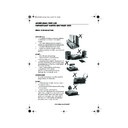Sharp VC-MH715 (serv.man19) User Guide / Operation Manual