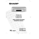 Sharp VC-MH721HM (serv.man12) User Guide / Operation Manual