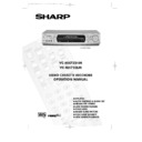 Sharp VC-MH722HM (serv.man31) User Guide / Operation Manual