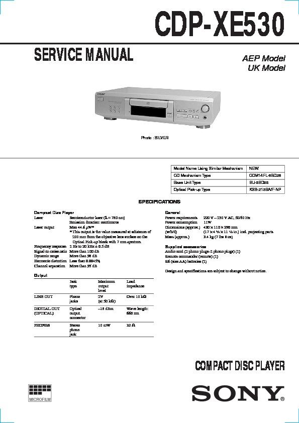 Shimano repair manual array sony cdp xe530 service manual u2014 view online or download repair manual rh servlib fandeluxe Image collections
