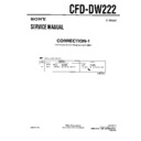cfd-dw222 (serv.man4) service manual
