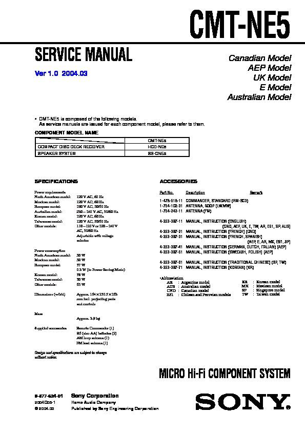 Hcd ne3 manual