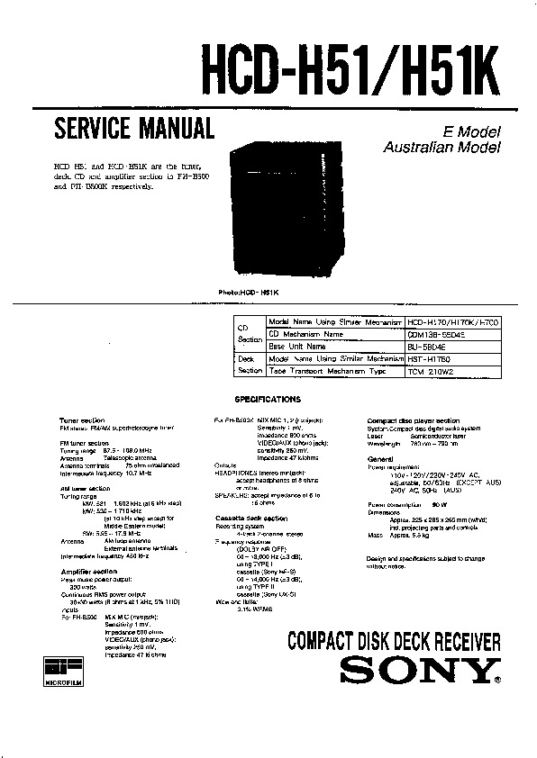 11627m Parts Listwiring Diagramschematictroubleshooting Guide