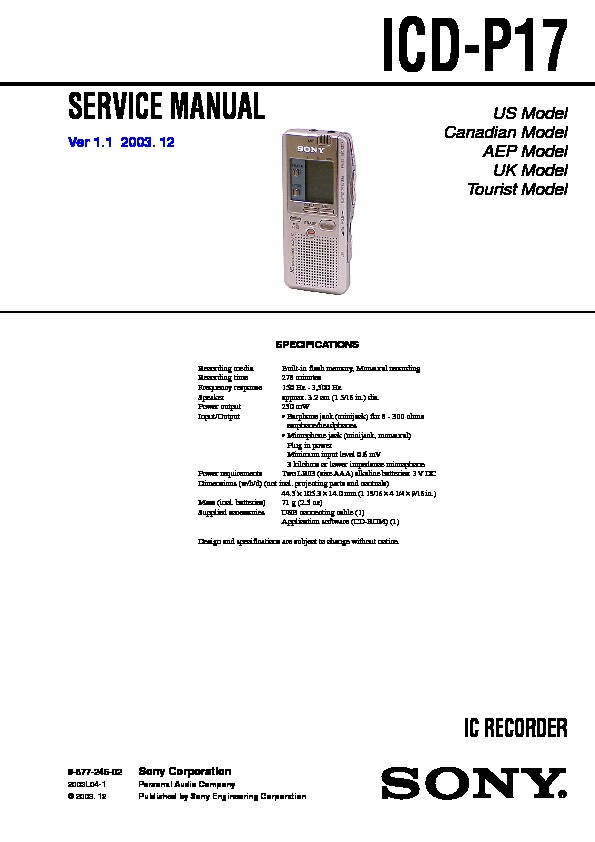sony recorder manual icd px312 open source user manual u2022 rh userguidetool today