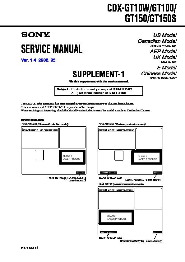 wire diagram cdx gt100 wiring diagrams schema Sony Xplod Wiring-Diagram
