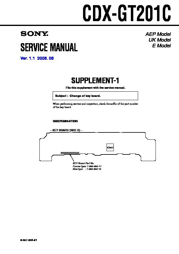 Sony Car Stereo Cdx Gt21w Wiring Diagram - Wiring Diagrams Schematics