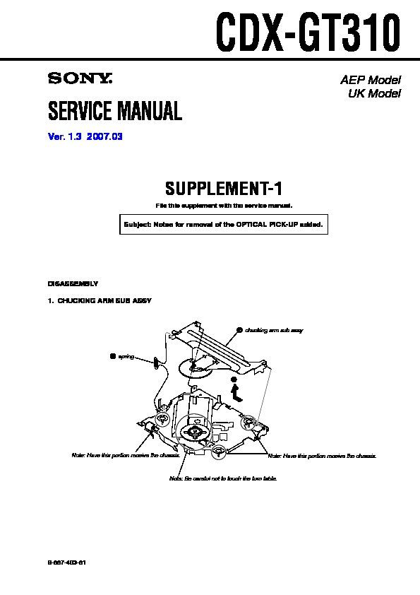 sony cdx gt32w wiring diagram sony car audio service manuals page 27  sony car audio service manuals page 27