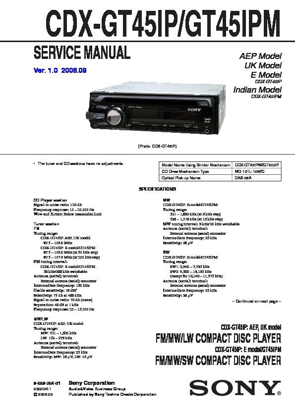 sony deck wiring diagram cdx gt50w wiring schematic diagram sony cd wiring-diagram sony car audio service manuals page 29 sony xplod amp wiring diagram sony cdx gt45ip,