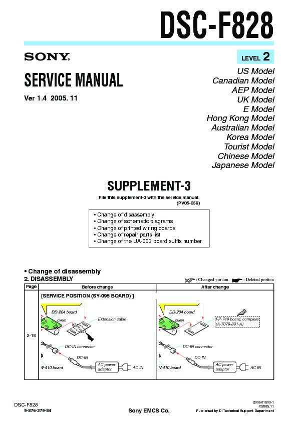 Download dsc-f828 manual pdf.