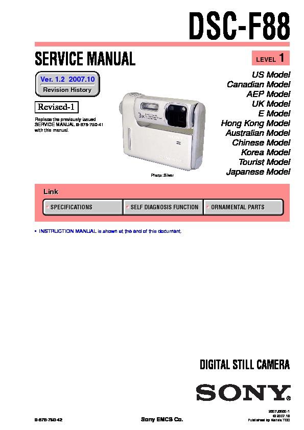 sony rx100 instruction manual pdf