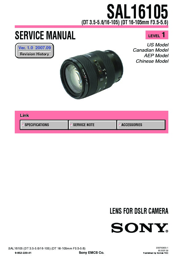 sony dslr a700 dslr a700h dslr a700k service manual view online rh servlib com Sony 700 On Tripod sony alpha 700 service manual